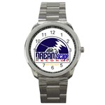 Dreamscape Logo  Sport Metal Watch
