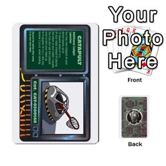 Roborally Options By Steve   Playing Cards 54 Designs   8rrza3x47itw   Www Artscow Com Front - Diamond2