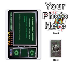 Roborally Options By Steve   Playing Cards 54 Designs   8rrza3x47itw   Www Artscow Com Front - Diamond9