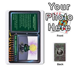 Roborally Options By Steve   Playing Cards 54 Designs   8rrza3x47itw   Www Artscow Com Front - Spade10