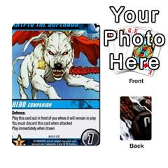 Queen Dcd1 By Timothy Nesbitt   Playing Cards 54 Designs   Pok71prfendi   Www Artscow Com Front - HeartQ
