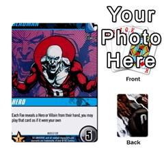 Dcd1 By Timothy Nesbitt   Playing Cards 54 Designs   Pok71prfendi   Www Artscow Com Front - Diamond10