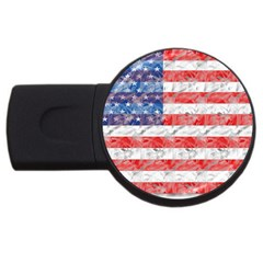 Flag 2gb Usb Flash Drive (round) by uniquedesignsbycassie