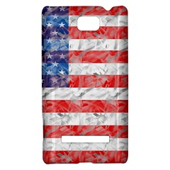 Flag HTC 8S Hardshell Case by uniquedesignsbycassie