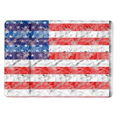 Flag Samsung Galaxy Tab 10 1  P7500 Flip Case