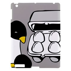 Egg Box Linux Apple Ipad 3/4 Hardshell Case by youshidesign