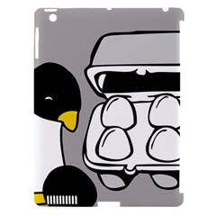 Egg Box Linux Apple Ipad 3/4 Hardshell Case (compatible With Smart Cover) by youshidesign