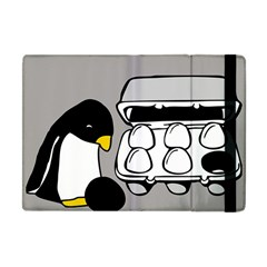 Egg Box Linux Apple Ipad Mini Flip Case by youshidesign