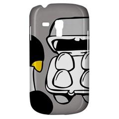 Egg Box Linux Samsung Galaxy S3 Mini I8190 Hardshell Case