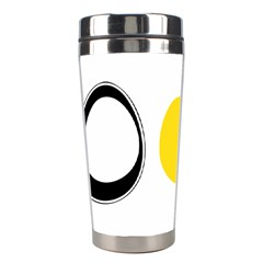 Linux Tux Penguin In The Egg Stainless Steel Travel Tumbler by youshidesign