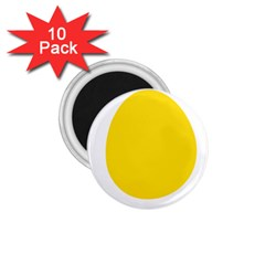 Linux Tux Penguin In The Egg 1 75  Button Magnet (10 Pack) by youshidesign