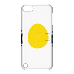 Linux Tux Penguin In The Egg Apple Ipod Touch 5 Hardshell Case With Stand by youshidesign