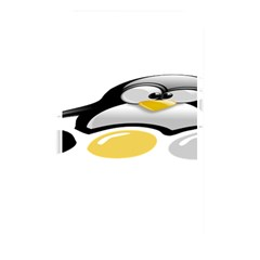 LINUX TUX PENGION AND EGGS Memory Card Reader (Rectangular) by youshidesign