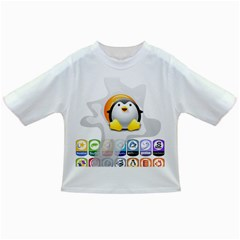 Linux Versions Baby T Shirt