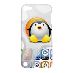 Linux Versions Apple Ipod Touch 5 Hardshell Case by youshidesign