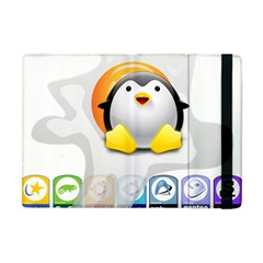 Linux Versions Apple Ipad Mini Flip Case by youshidesign