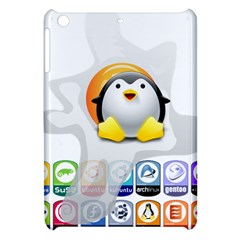 Linux Versions Apple Ipad Mini Hardshell Case by youshidesign