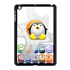 Linux Versions Apple Ipad Mini Case (black) by youshidesign