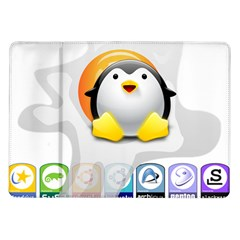 Linux Versions Samsung Galaxy Tab 10 1  P7500 Flip Case by youshidesign