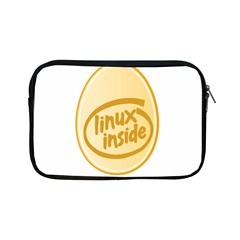 Linux Inside Egg Apple Ipad Mini Zippered Sleeve by youshidesign