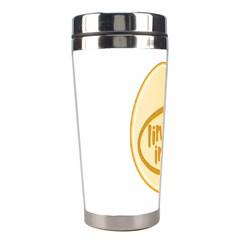 Linux Inside Egg Stainless Steel Travel Tumbler by youshidesign