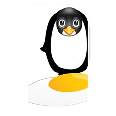 Linux Tux Pengion Oops Memory Card Reader (rectangular) by youshidesign