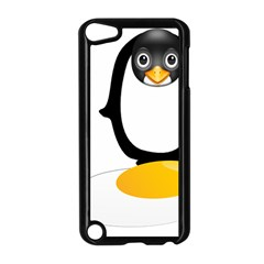 Linux Tux Pengion Oops Apple Ipod Touch 5 Case (black) by youshidesign