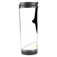 Linux Tux Pengion Oops Travel Tumbler by youshidesign