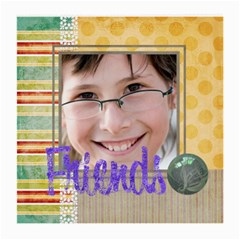 Kids By Kids   Medium Glasses Cloth (2 Sides)   Wdn77tp0adw4   Www Artscow Com Front