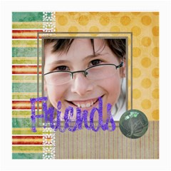 Kids By Kids   Medium Glasses Cloth (2 Sides)   Wdn77tp0adw4   Www Artscow Com Back