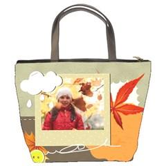 Kids By Kids   Bucket Bag   08vypslu3296   Www Artscow Com Back