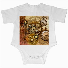 Steampunk Infant Bodysuit by Ancello