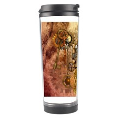 Steampunk Travel Tumbler