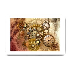 Steampunk Small Door Mat by Ancello