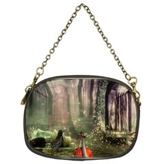 Last Song Chain Purse (one Side) by Ancello
