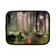 Last Song Netbook Sleeve (small) by Ancello