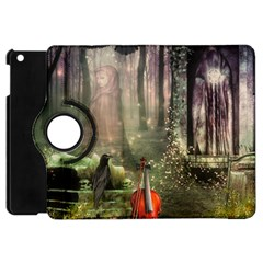Last Song Apple Ipad Mini Flip 360 Case by Ancello