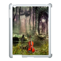 Last Song Apple Ipad 3/4 Case (white) by Ancello