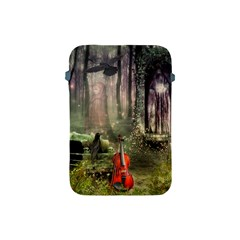 Last Song Apple Ipad Mini Protective Sleeve by Ancello