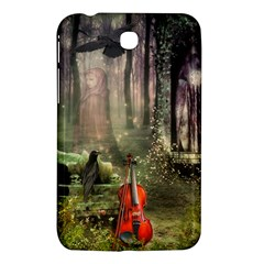 Last Song Samsung Galaxy Tab 3 (7 ) P3200 Hardshell Case  by Ancello