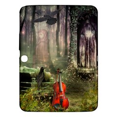 Last Song Samsung Galaxy Tab 3 (10 1 ) P5200 Hardshell Case  by Ancello