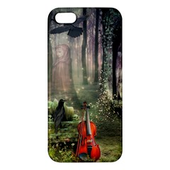 Last Song Iphone 5s Premium Hardshell Case by Ancello