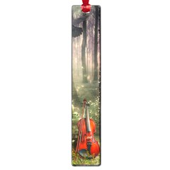 Last Song Large Bookmark by Ancello