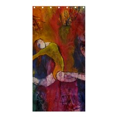 Colorful Dancer Gymnast  Shower Curtain 36  X 72  (stall) by Contest1823010