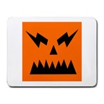 EBAYHALLOWANGRY JACKOLANTERN Small Mousepad