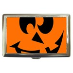 EBAYHALLOWCRAZYJack-o-Lanterns Cigarette Money Case