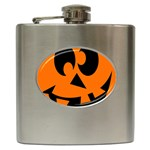 EBAYHALLOWCRAZYJack-o-Lanterns Hip Flask (6 oz)