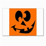 EBAYHALLOWCRAZYJack-o-Lanterns Postcard 4 x 6  (Pkg of 10)