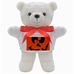 EBAYHALLOWCRAZYJack-o-Lanterns Teddy Bear