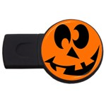 EBAYHALLOWCRAZYJack-o-Lanterns USB Flash Drive Round (2 GB)